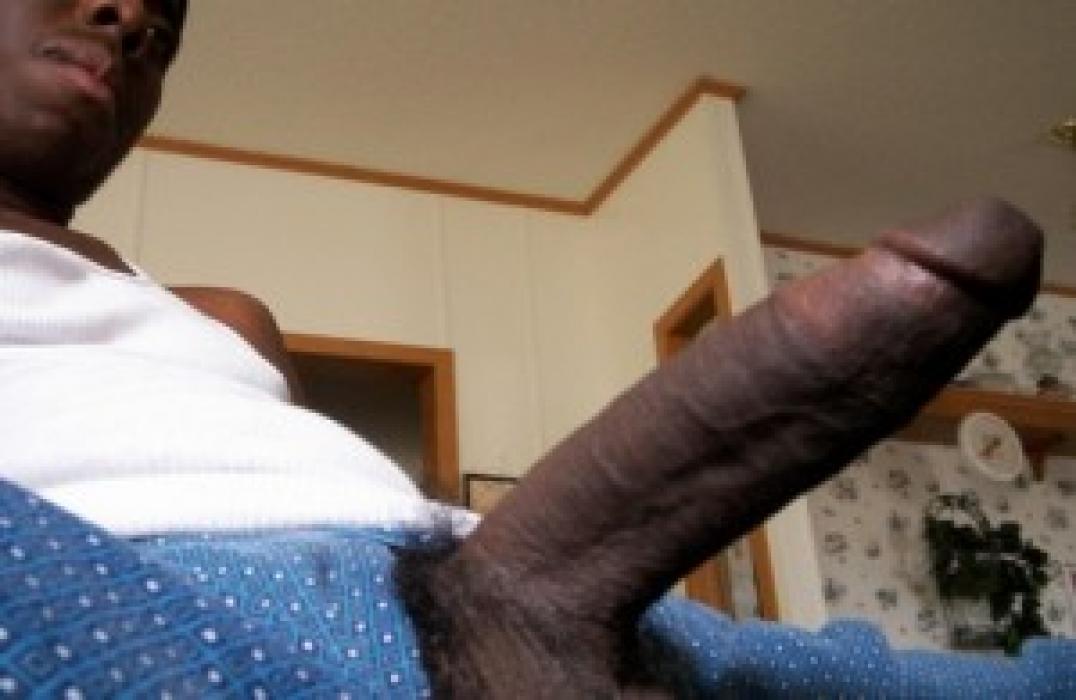 Big Black Cock Gay Porn Pics